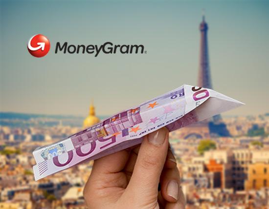 Remessas Expressas MoneyGram