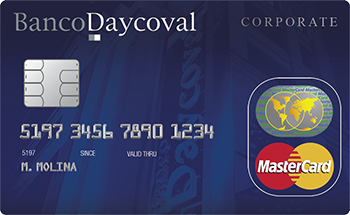 Cartão Corporate Banco Daycoval