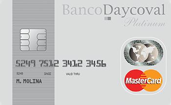 Cartão Platinum Banco Daycoval
