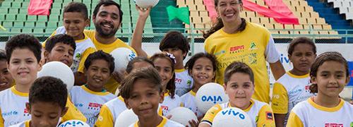 Daycoval apoia Instituto Esporte Educação