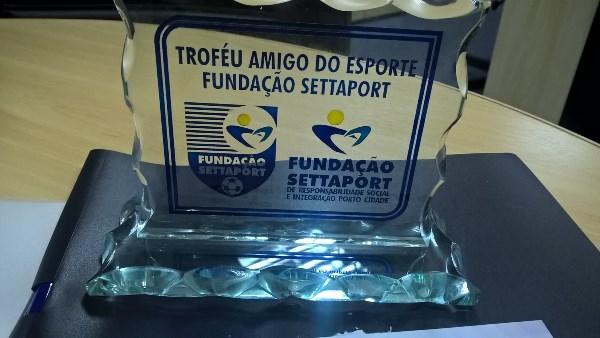 Daycoval recebe mais uma homenagem da Fundação Settaport