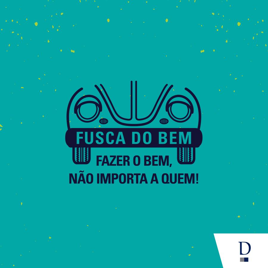 Banco Daycoval participa novamente da ação Fusca do Bem