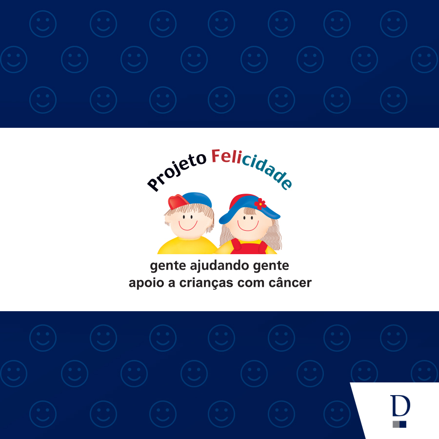 Banco Daycoval apoia o Projeto Felicidade