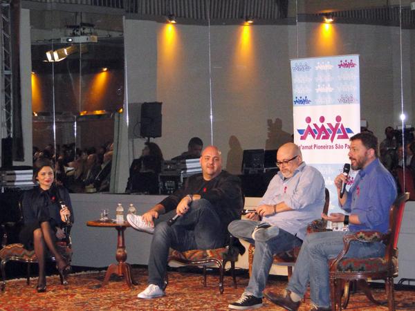 Daycoval marca presença em palestra que discutiu o futuro da comunicação