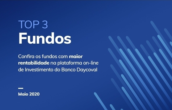 TOP 3 FUNDOS | MAIO 2020