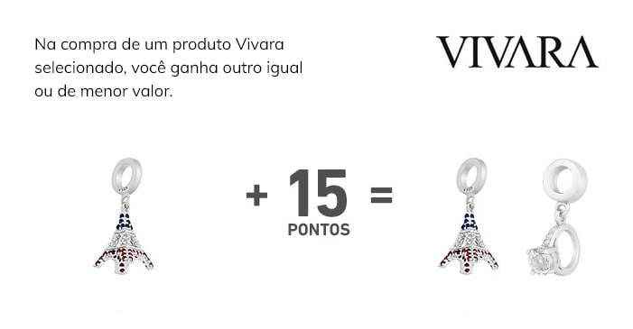 Vivara - Compre 1 leve 2